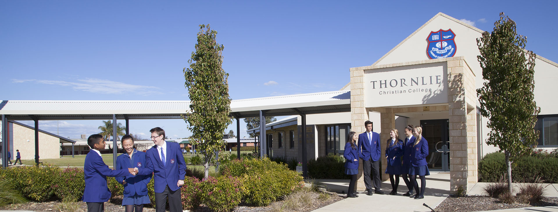 Thornlie Christian College Admin